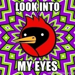 Omsk Crow - look into my eyes
