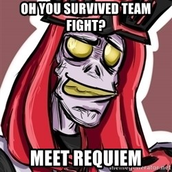 Troll Karthus - oh you survived team fight? meet requiem