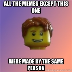 Retarded Michael - All the memes except this one were made by the same person