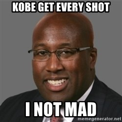 mikebrown1 - Kobe Get Every Shot I Not Mad