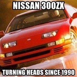 Nissan 300ZX - nissan 300zx turning heads since 1990
