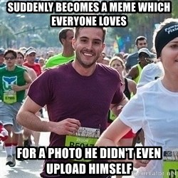 Ridiculously photogenic guy (Zeddie) - suddenly becomes a meme which everyone loves for a photo he didn't even upload himself