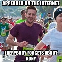 Ridiculously photogenic guy (Zeddie) - Appeared on the internet Everybody forgets about kony