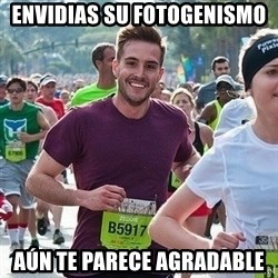 Ridiculously photogenic guy (Zeddie) - ENvidias Su fotogenismo aún te parece agradable