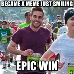 Ridiculously photogenic guy (Zeddie) - Became a meme just smiling epic win