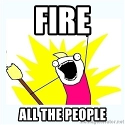 All the things - Fire All the people