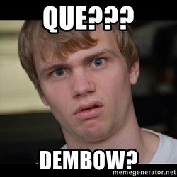 Conspiracy Manke - QUE??? dembow?