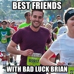 Ridiculously photogenic guy (Zeddie) - Best friends with bad luck brian