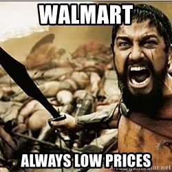 sparta - Walmart Always low prices