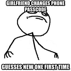 Like A Boss - girlfriend changes phone passcode guesses new one first time