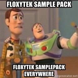 Buzz - floxytek sample pack floxytek samplepack everywhere