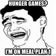 Yao Ming 5 - Hunger Games? I'm on meal plan 1