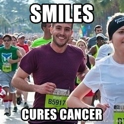 Ridiculously photogenic guy (Zeddie) - SMILES CURES CANCER