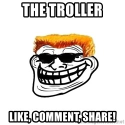 Duke Nukem Trollface - The Troller Like, comment, share!