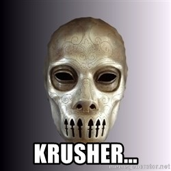 Typical Death Eater - Krusher...