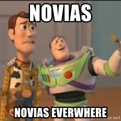 Buzz - NOVIAS NOVIAS EVERWHERE