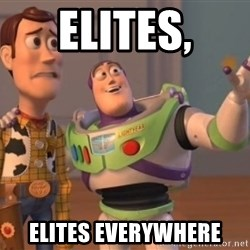 Tseverywhere - ELITES, ELITES EVERYWHERE