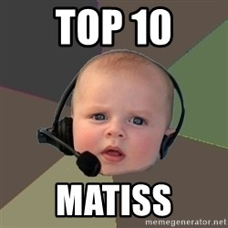 FPS N00b - top 10 matiss