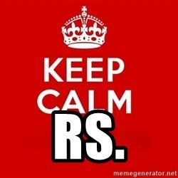 Keep Calm 3 - rs.