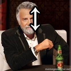 The Most Interesting Man In The World - ↕