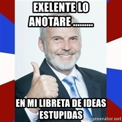 Idiot Anti-Communist Guy - exelente lo anotare ......... en mi libreta de ideas estupidas