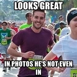 Ridiculously photogenic guy (Zeddie) - looks great in photos he's not even in