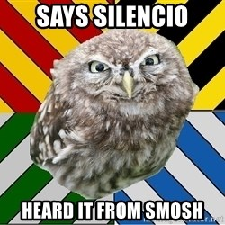 JEALOUS POTTEROMAN - says silencio heard it from smosh