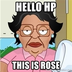 Consuela - HELLO hp This is rose
