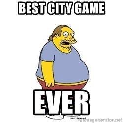 ComicBookGuy - best city game ever