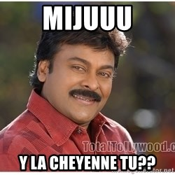 Typical Indian guy - MiJUuu Y la CHeyEnne tu??