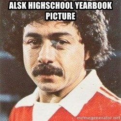 carloshumbertocaszely - Alsk highschool yearbook picture