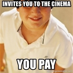 Annoying Childhood Friend - invites you to the cinema you pay