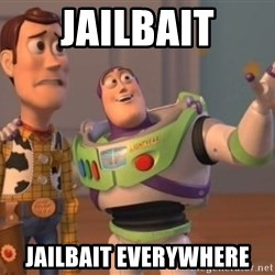 Tseverywhere - Jailbait jailbait everywhere