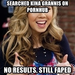 sucess sam puckett - searched kina grannis on pornhub no results, still faped