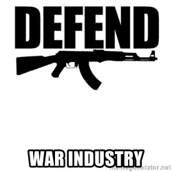 defendpoppunk - war industry