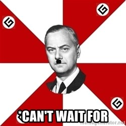 TheGrammarNazi - *can't wait for