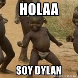 Little Black Kid - holaa soy dylan