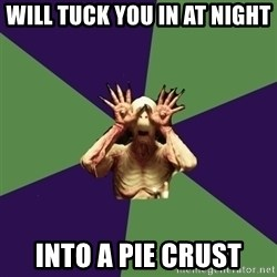 Pan's Labyrinth1 - will tuck you in at night into a pie crust