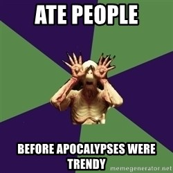 Pan's Labyrinth1 - Ate people before apocalypses were trendy