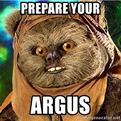 Rape Ewok - PREPARE YOUR ARGUS