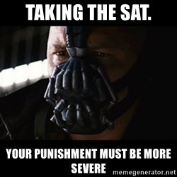 The Dark Knight Rises - Taking the sat. Your punishment must be more severe