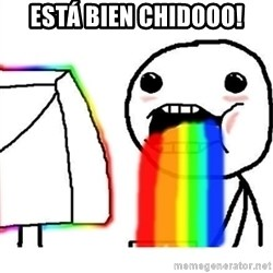 Puking Rainbows - EstÁ bien chidooo!