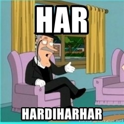 buzz killington - har hardiharhar
