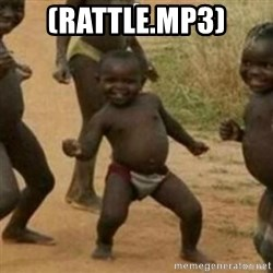 Black Kid - (Rattle.mp3)