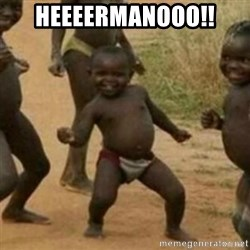 Black Kid - heeeermanooo!!
