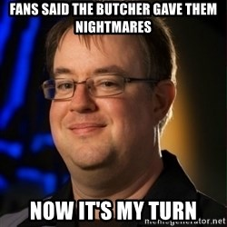 Jay Wilson Diablo 3 - Fans said The Butcher gave them Nightmares Now it's my turn