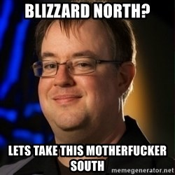 Jay Wilson Diablo 3 - Blizzard north? Lets take this motherfucker south
