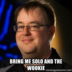 Jay Wilson Diablo 3 - bring me solo and the wookie