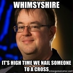 Jay Wilson Diablo 3 - whimsyshire it's high time we nail someone to a cross