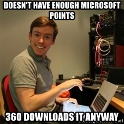 Ridiculously Photogenic Journalist - DOESn't HAVE ENOUGH MICROSOFT POINTS 360 DOWNLOADS IT ANYWAY
